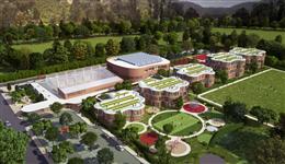 Thumbnail LEED Gold Rochester School in Colombia by Daniel Bonilla
