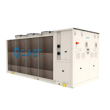 Thumbnail Air cooled heat pump with simultaneously hot and cold water production. Clivet ELFOEnergy Magnum MF