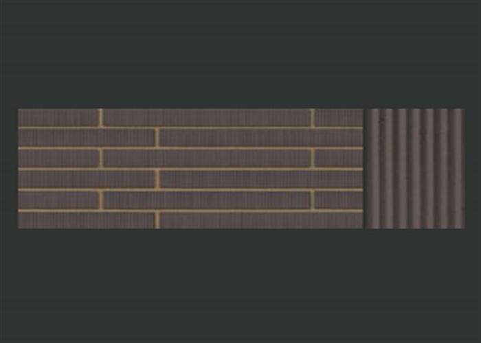Thumbnail Linear Natural Brown Lined / 0