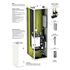 Thumbnail Air water heat pump for heating, cooling and DHW Clivet SPHERA-T Comfort