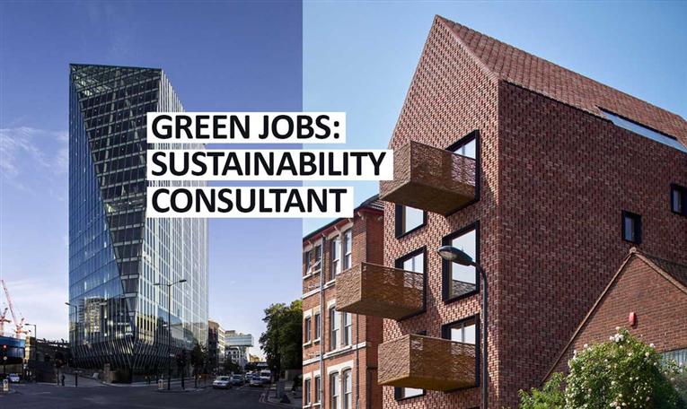 Syntegra Group advertising sustainability job position on Ongreening
