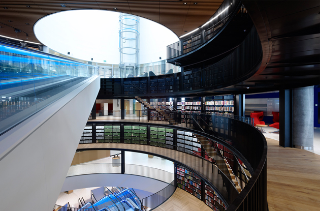 Thumbnail Library of Birmingham / 5