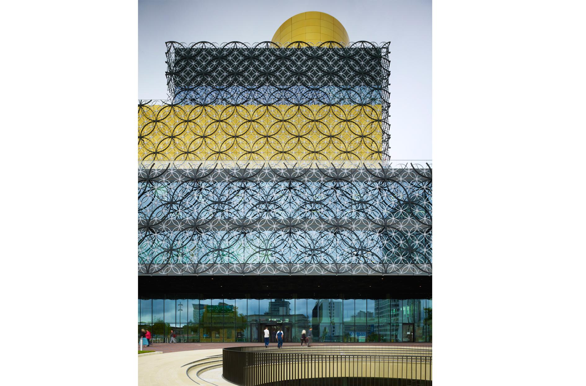 Thumbnail Library of Birmingham / 3