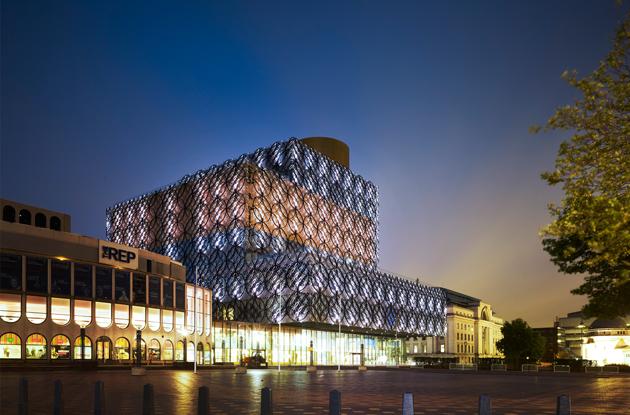 Thumbnail Library of Birmingham / 1