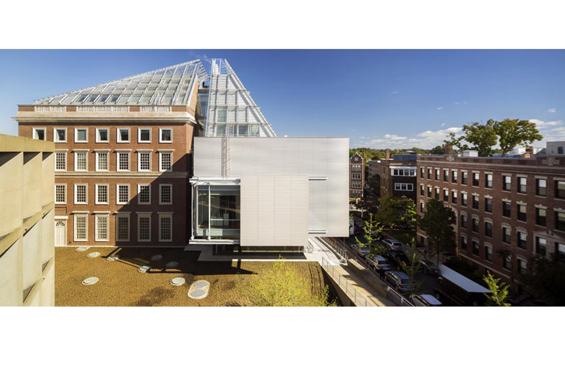 Thumbnail Harvard Art Museums Renovation and Expansion / 0