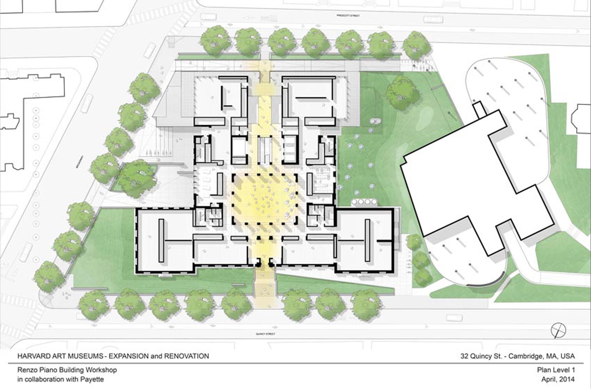 Thumbnail Harvard Art Museums Renovation and Expansion / 11