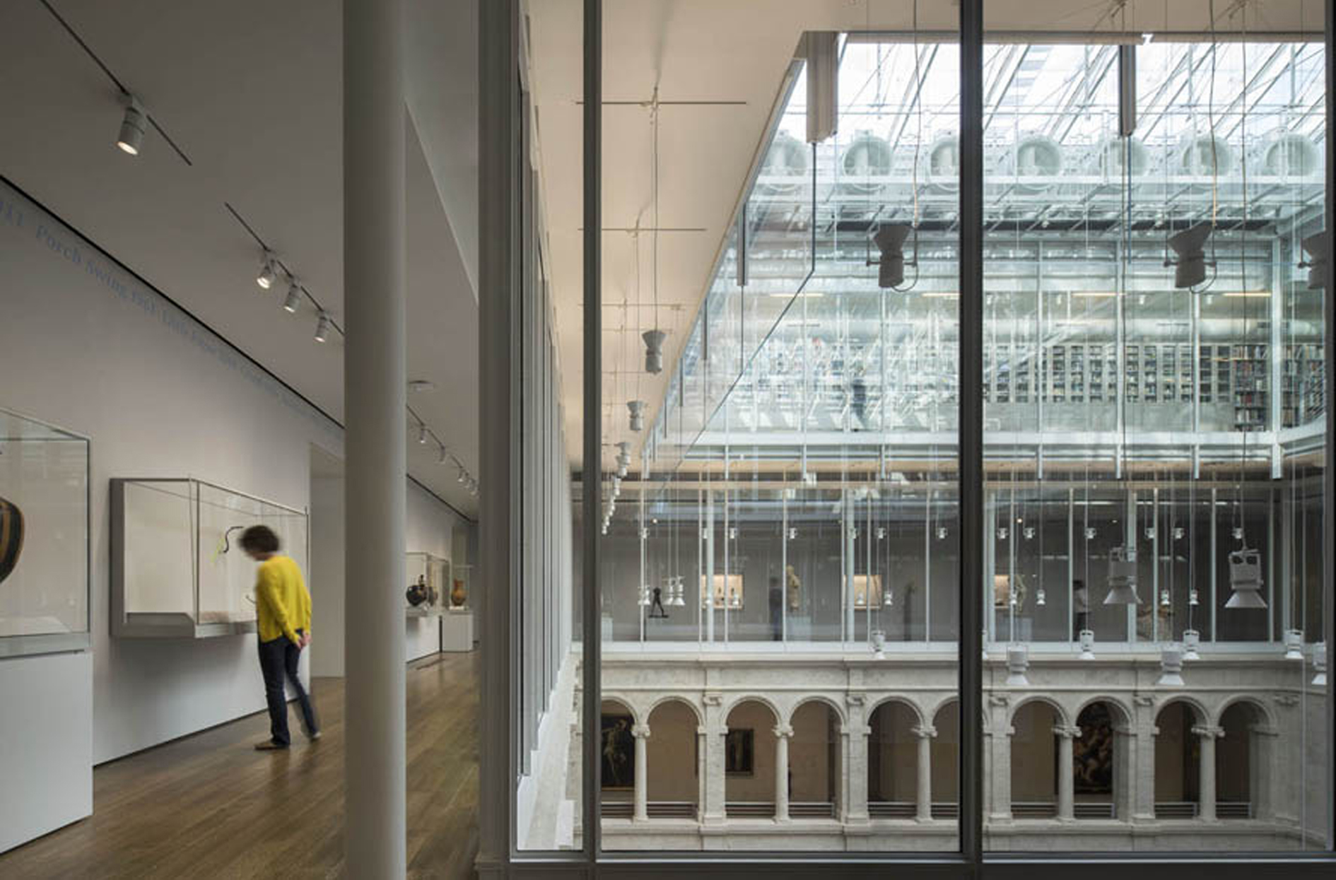 Thumbnail Harvard Art Museums Renovation and Expansion / 4