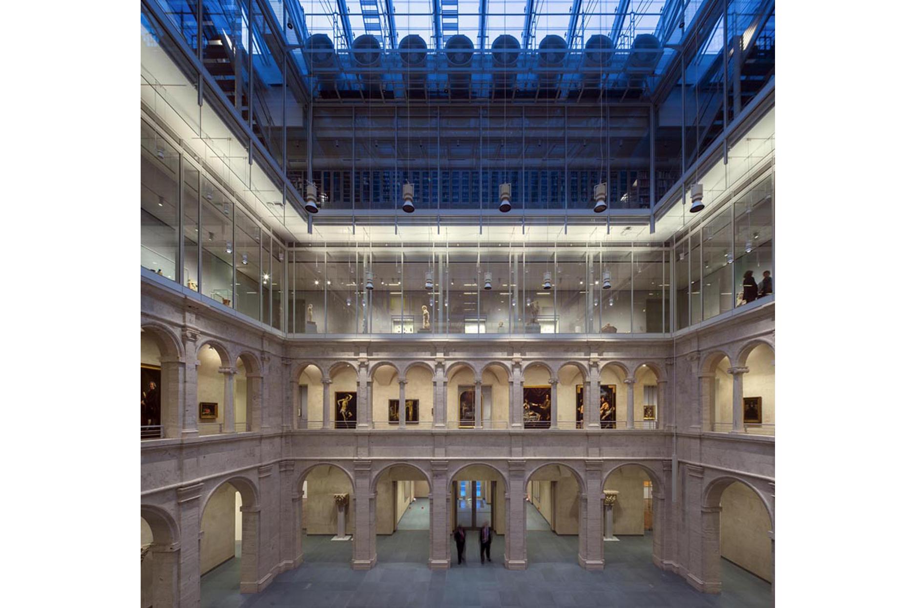 Thumbnail Harvard Art Museums Renovation and Expansion / 5