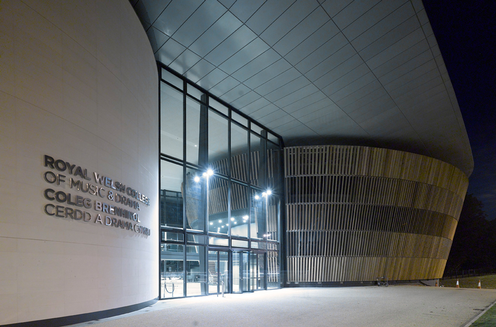 Thumbnail Royal Welsh College of Music and Drama / 4
