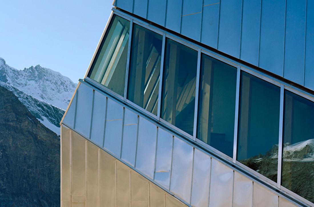 Thumbnail New Monte Rosa Hut / 2