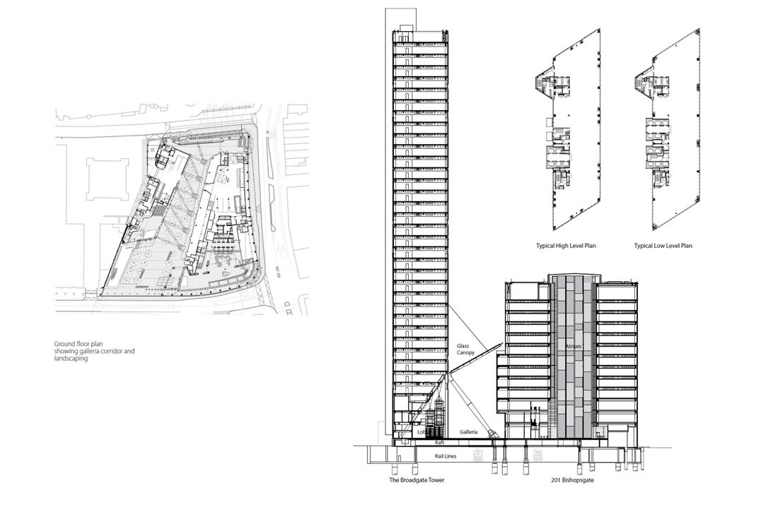 Thumbnail 201 Bishopsgate & The Broadgate Tower / 9