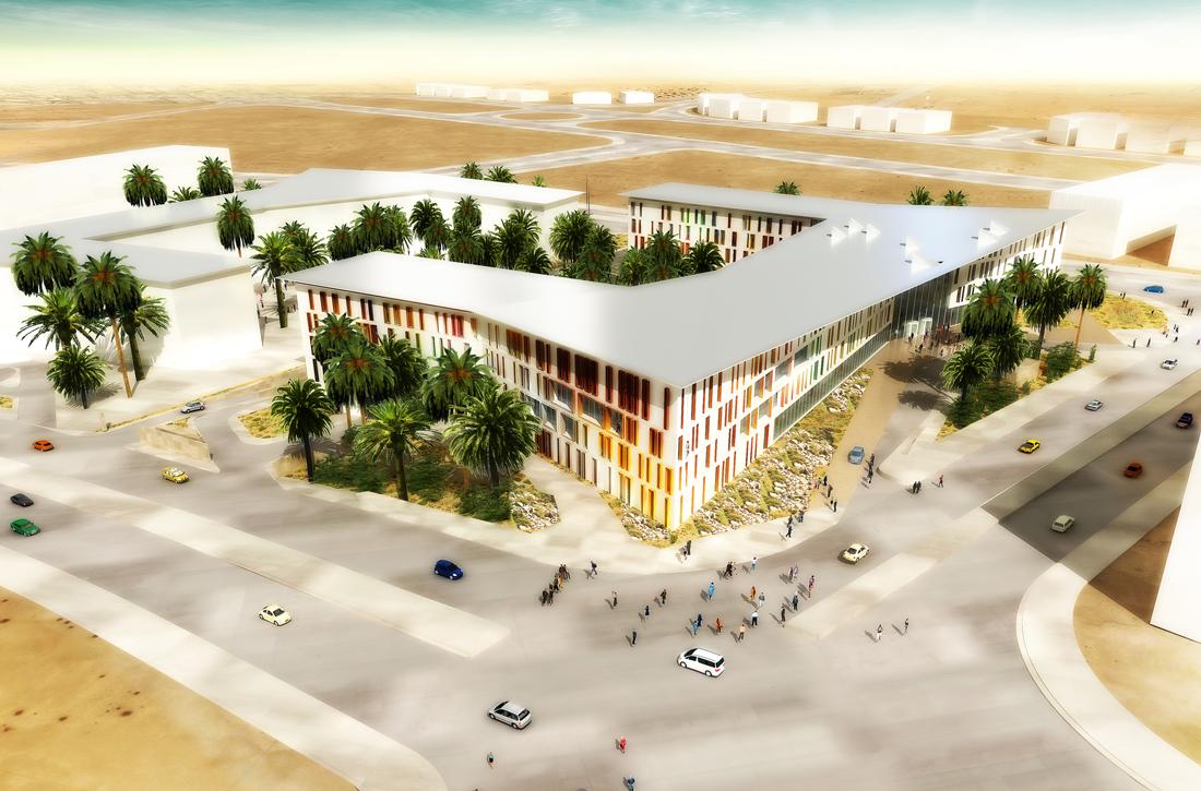 Thumbnail Crédit Agricole Egypt Headquarters / 5