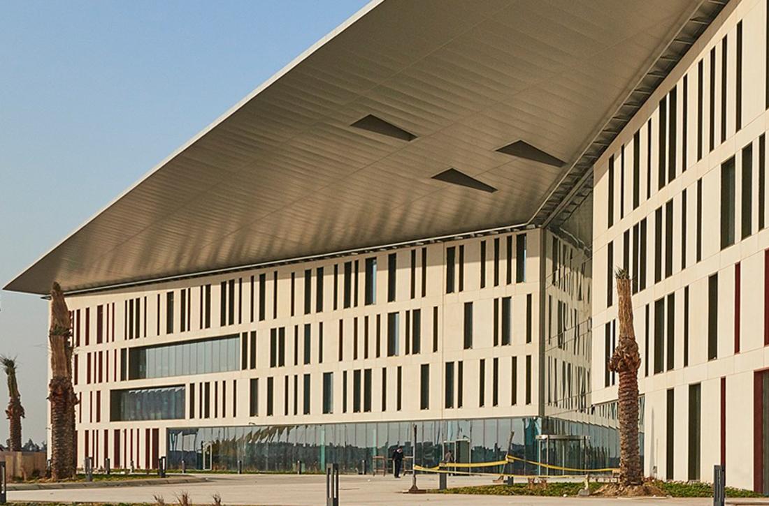 Thumbnail Crédit Agricole Egypt Headquarters / 1
