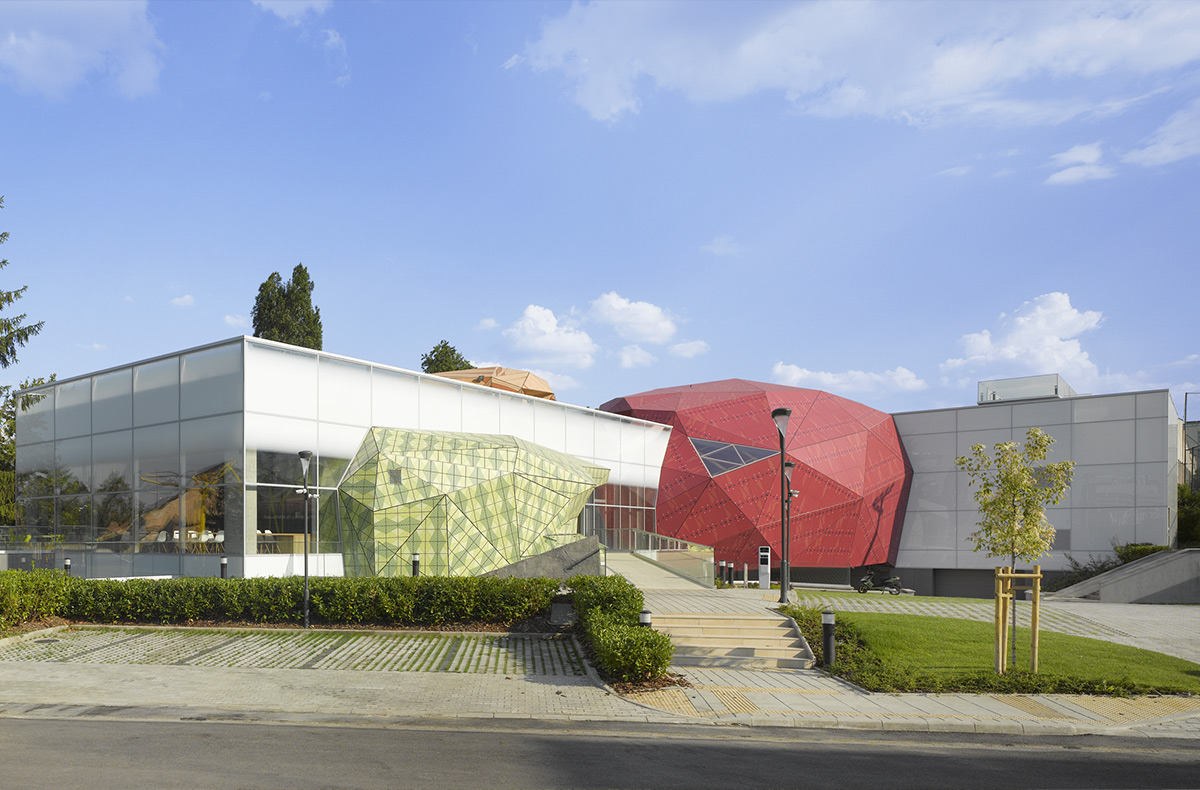 Thumbnail Muzeiko   America for Bulgaria Children's Museum / 3