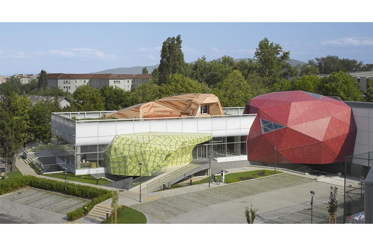 Thumbnail Muzeiko   America for Bulgaria Children's Museum / 2