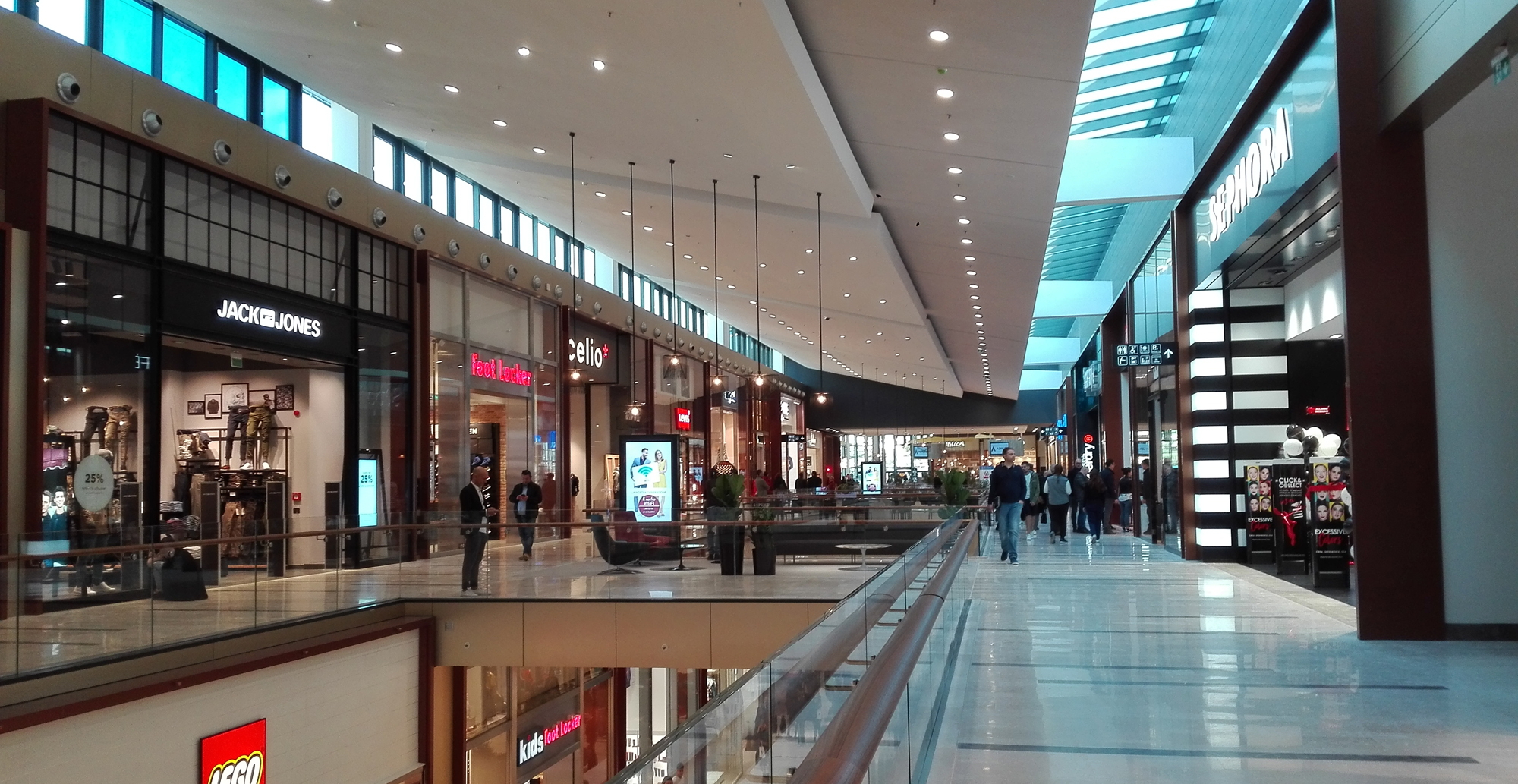 Thumbnail VAS Shopping Centre Verona Mall  / 9