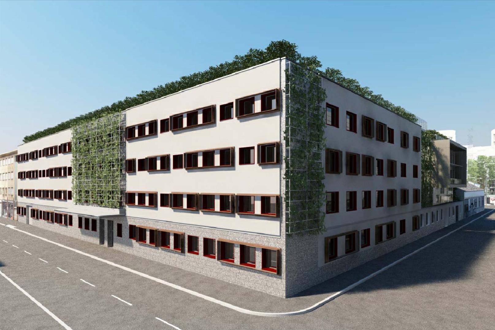 Thumbnail Edificio Uffici - Bernina / 1