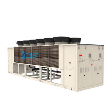 Thumbnail SPINchiller³ FC air-cooled chiller with free cooling / 0