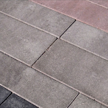 Serie Design - Dual layer concrete pavers
