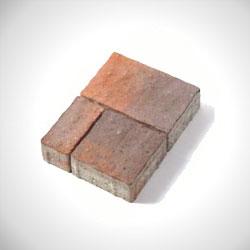 Serie Classici – Dual layer concrete pavers