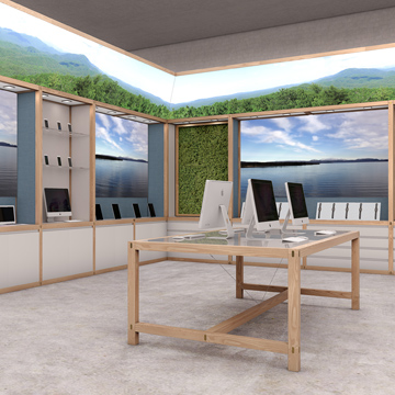 6x6 Systems Furniture - DISPLAY