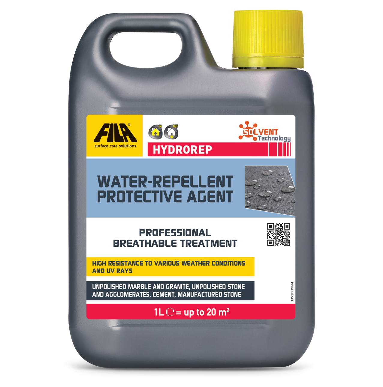 Thumbnail HYDROREP - Water-repellent protective agent