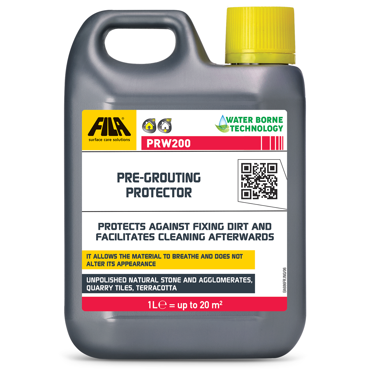 Thumbnail PRW200 - Pre-grouting protector