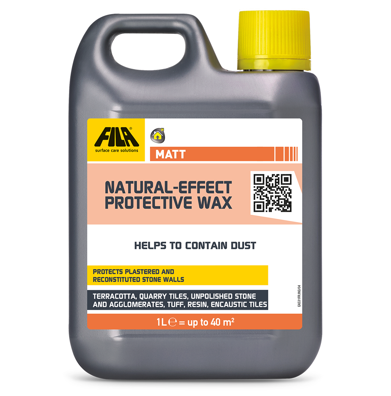 Thumbnail MATT - Natural-effect protective wax / 0