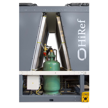Thumbnail HCB _CHILLBATIC - Air condensed chiller - HIREF / 0