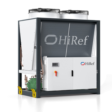 CDA_FS - Air condensed chiller - HIREF