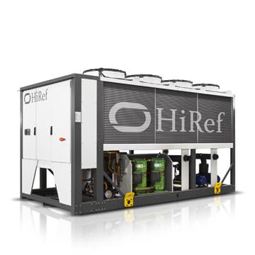 Thumbnail TSL HS - Reversible Heat Pump - HIREF / 0
