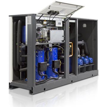 Thumbnail MSW - Air cooled multi-purpose heat pump - HIREF / 0