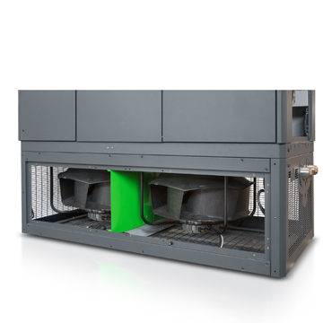 Thumbnail SCDR - Downflow cooling unit for data centers - HIREF / 0