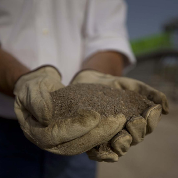 Thumbnail Ricoeso 0/4 recycled fine aggregate - RICOESO