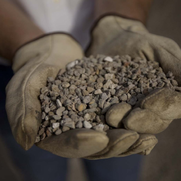 Thumbnail Ricoeso 4/16 recycled coarse aggregate - RICOESO